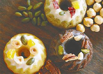 オシャレなお菓子もフランスマルシェで