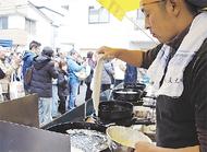 鮮魚に青果、名物料理ズラリ