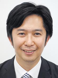 公認された山田一誠氏