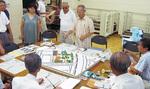 防災機能を持った公園整備に向けたワークショップ