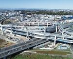 3月22日に開通する横浜北西線(首都高(株)提供)