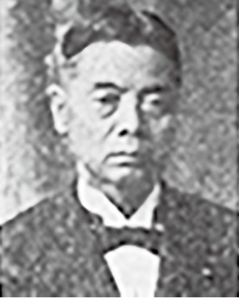 吉田寅松(『京浜実業家名鑑』より)