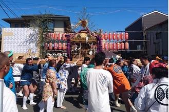 鶴見のお祭り(投稿例)