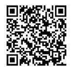 CFの詳細ページにアクセスできるQRコード