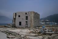 横浜市鶴見区 潮田地区センターで東日本大震災の写真展
