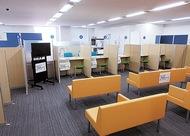 横浜駅西口に交付拠点