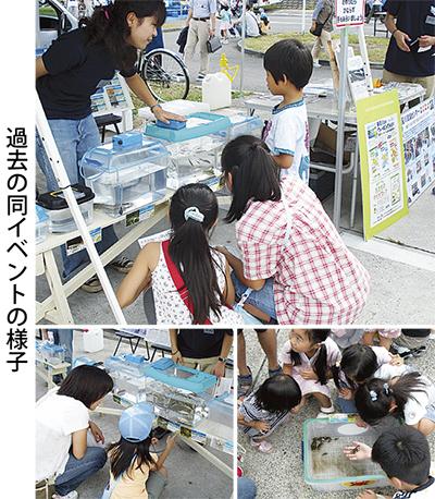 鶴見川水族館へ行こう!