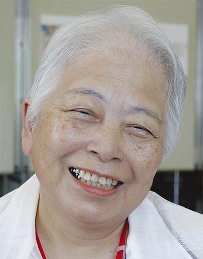 西津 貴美子さん