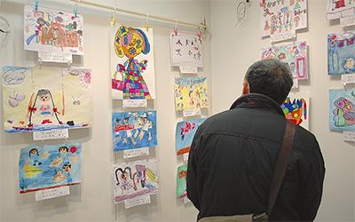 鶴見っ子の芸術集まる