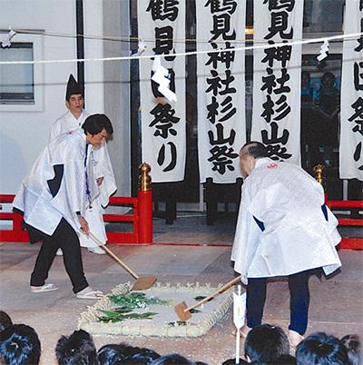 田祭り、復活から25年目