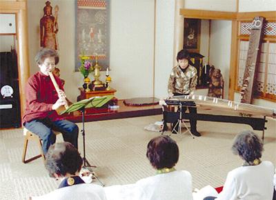 故郷の復興祈る音楽会