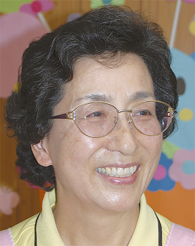 阿部  恵美さん