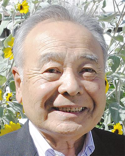 小林松吉(まつきち)さん
