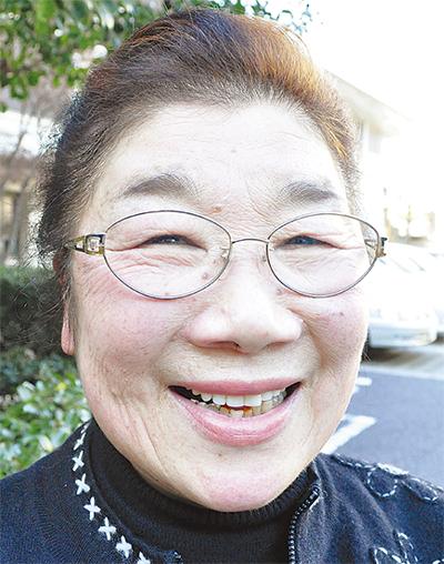 嶋田 紀子さん