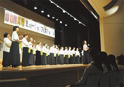 小中高5校と音楽祭