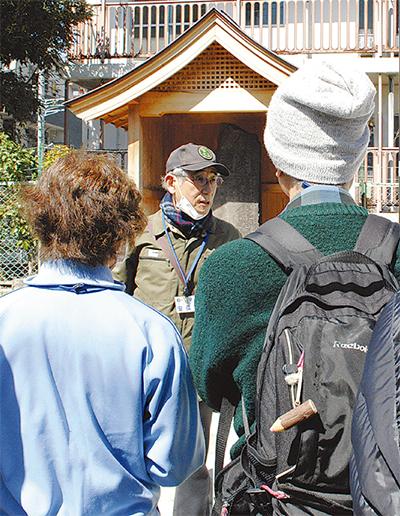 歩いて学ぶ鶴見の歴史