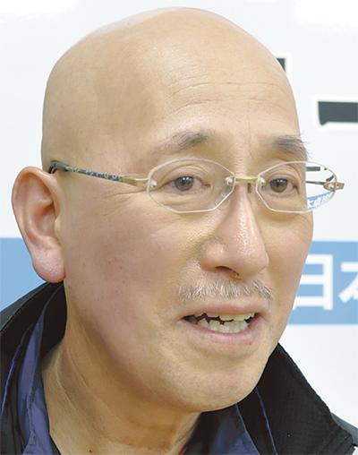 中村 孝太郎さん | 「東京卓球選手権」の60歳の部で3位に入賞した ...