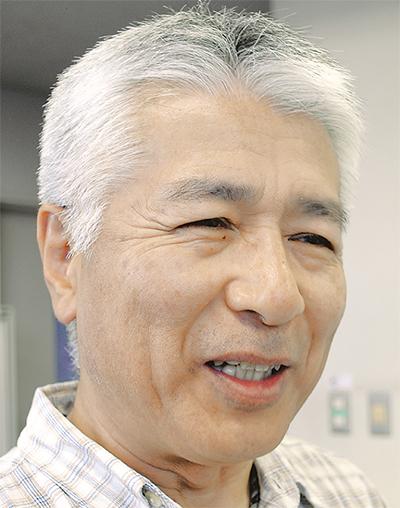 長岡 登さん