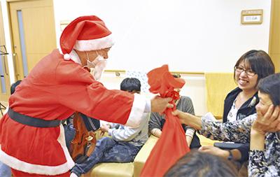 サンタさんボラ募集