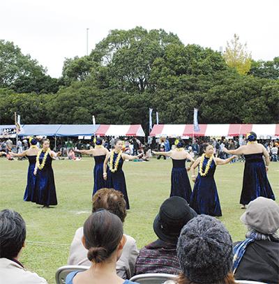 18日に臨海フェスティバル