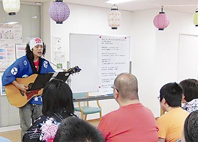 精神障害者支え3周年