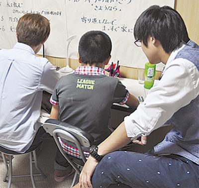 困窮世帯の学習支援