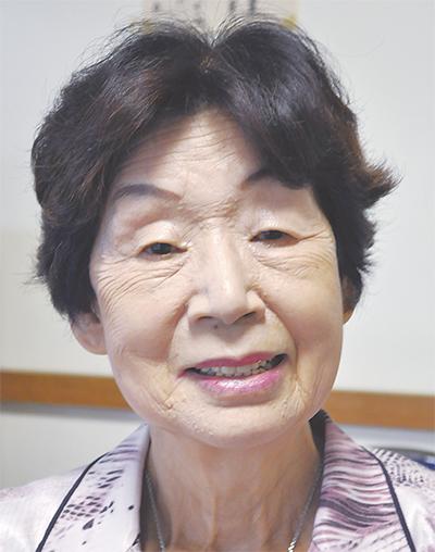 杉浦 節子さん