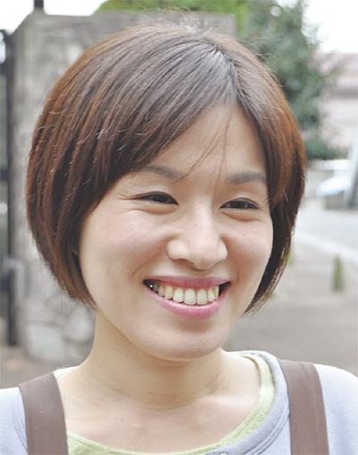 中村 郁子さん