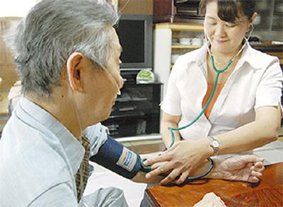 訪問看護師を募集