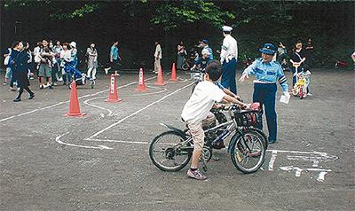 自転車ルールをおさらい