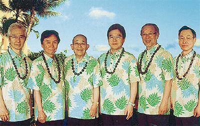 本場ハワイ音楽に酔う