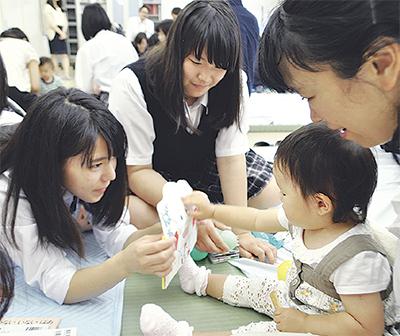 赤ちゃんに学ぶ「命」の授業