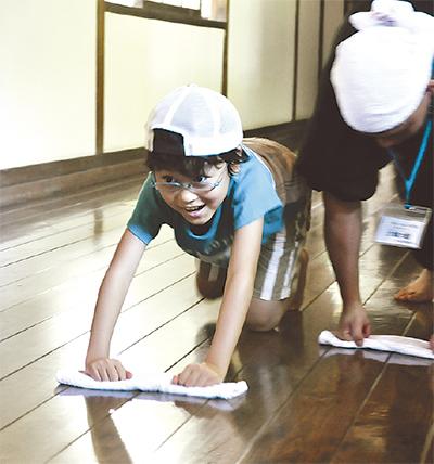 障害児へ各所で体験教室