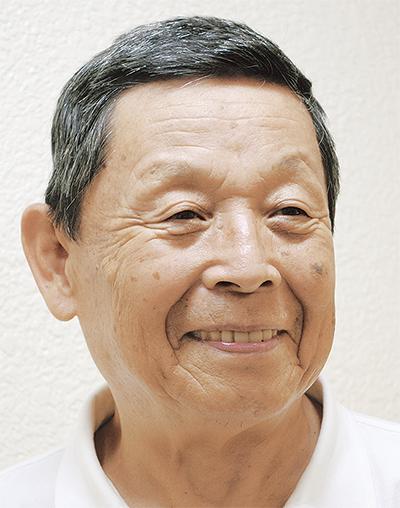 角田 政男さん