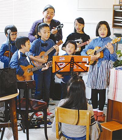 台風被災地 音楽で支援