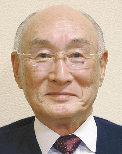 長谷川 勝一さん