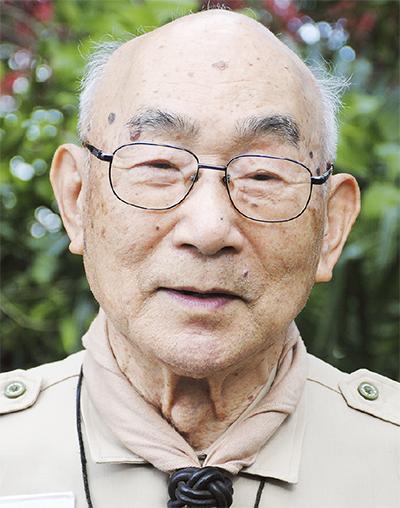 武井 重利さん