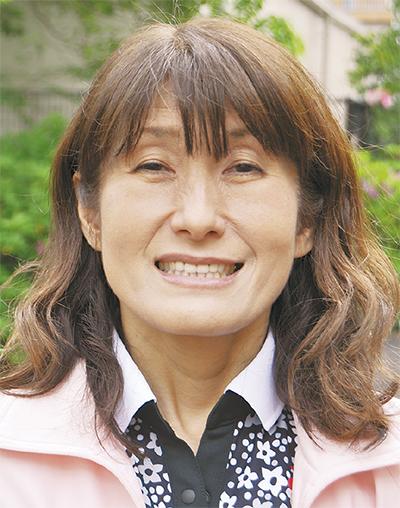 高橋 朝子さん