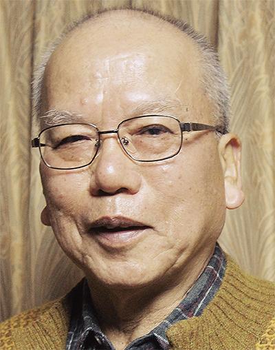 畑井(はたい) 勝也さん