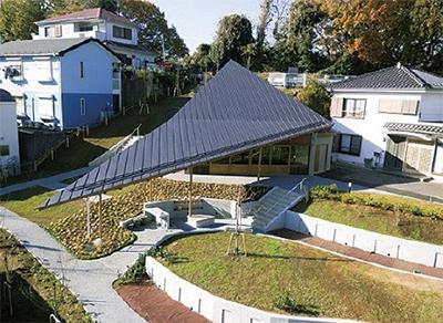 本覺寺が霊園を新設