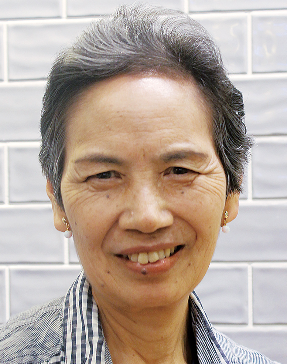 和田 征子さん