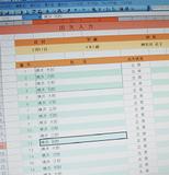 児童の情報をデータ化する(写真はイメージ)