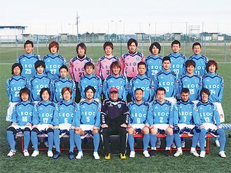 横浜FCの選手たち ©YOKOHAMA FC