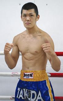 MA日本スーパーウェルター級王者