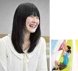 ボルダリングの魅力を語る安田さん(左)と競技の様子