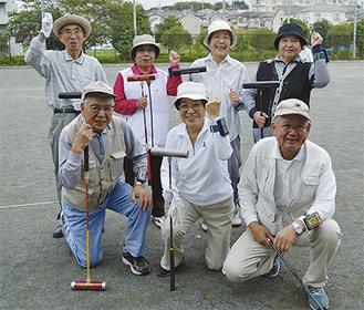 全国大会へ向け練習に励む稲荷会チーム