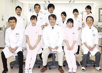 矯正歯科のスタッフ