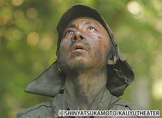 主演も務めた塚本監督