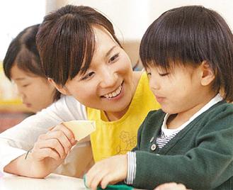 実践的な授業で資格取得を目指せる