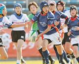 毎回白熱する試合(県ラグビーフットボール協会提供)